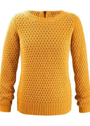 Модный в этом сезоне свитерок.