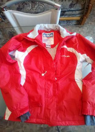 Куртка зимняя термо фирмы trespass