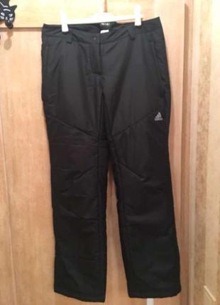 Лыжные утеплённые штаны adidas
