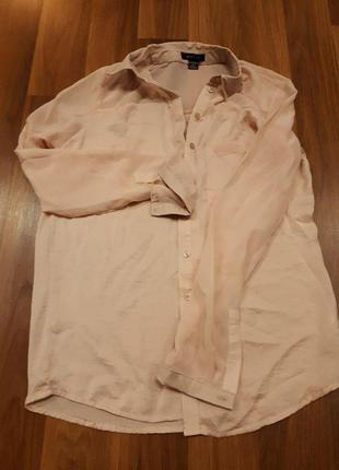Рубаха пудра