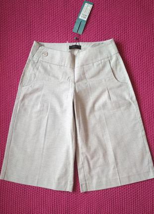Хлопковые шорты от vero moda