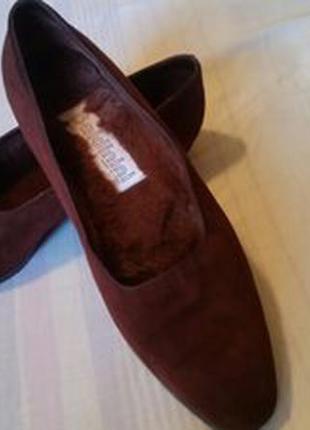 Туфли baldinini на меху