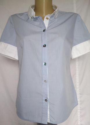 Симпатичная рубашка блузка