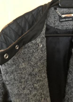 Тёплое пальто karen millen