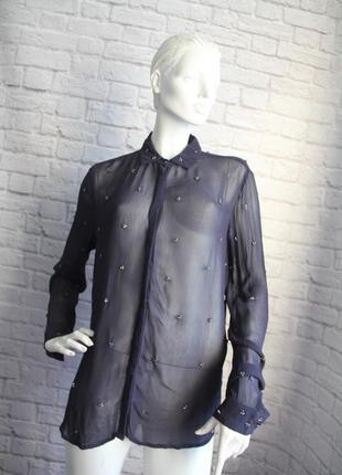 Блуза zara новая рубашка блузка