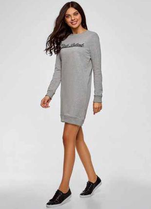 Красивое платье oodji есть размеры.