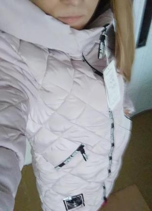 Куртка пуховик холофайбер 42 44 46 48