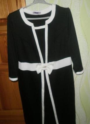 Приталенное платье glorіa romana