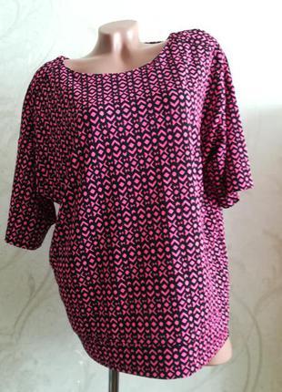 Блуза, фактурная ткань