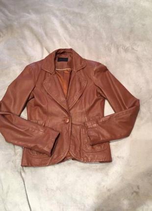 Шкіряна куртка vero moda