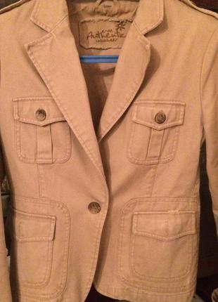 Летняя курточка-пиджак
