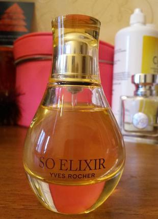 Парфюмированная вода so elixir