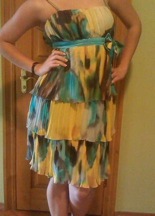 Платье/сукня мерехтлива