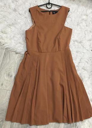 Платье плисе на миниатюрную девушку