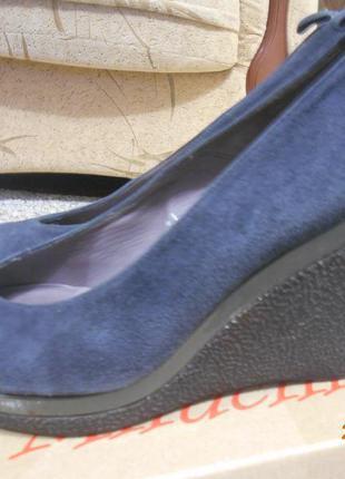 Удобные туфли на узкую ногу