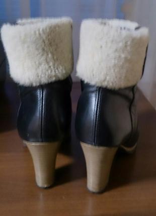 Ботинки,сапожки зимние р.39