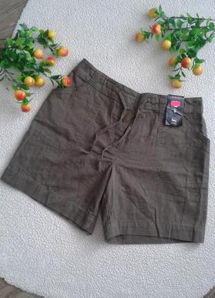 Новые шорты george 25-26 размер