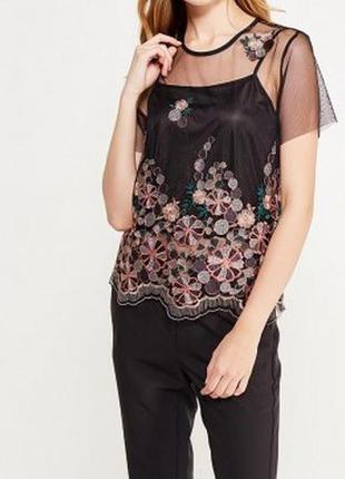 Легка та стильна блуза imperial (оригінал) італія