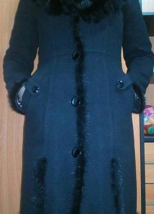 Пальто зима-весна