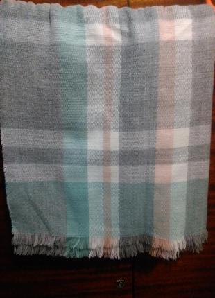 Супер модный шарф палантин