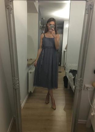 Неймовірна сукня з шовком monsoon