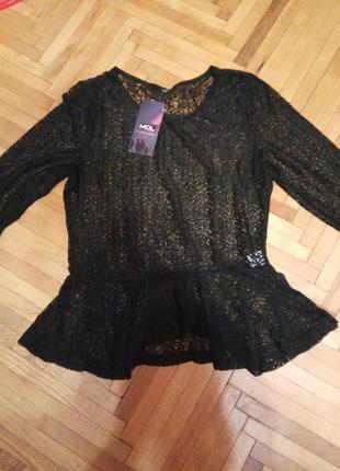 Кофта- блуза сетка