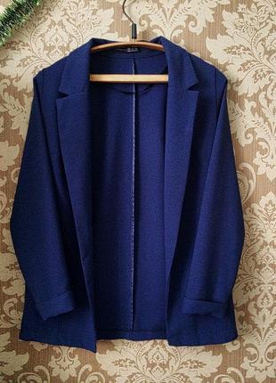 Крутой удлинённый пиджак / жакет