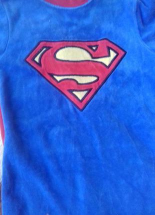 Боді супермен