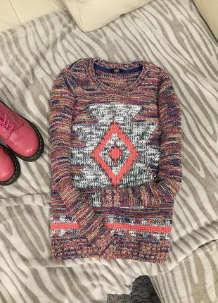 Чудесный лёгкий свитер от f&f