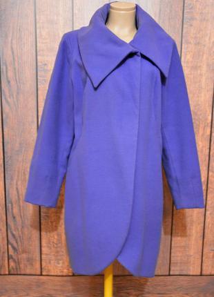 Пальто ультрафиолет marks & spencer