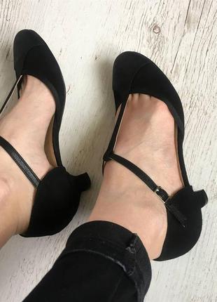 Туфли для танцев женские из натуральной замши san marina 37, 36 размер (арт. 95c39e9e53a