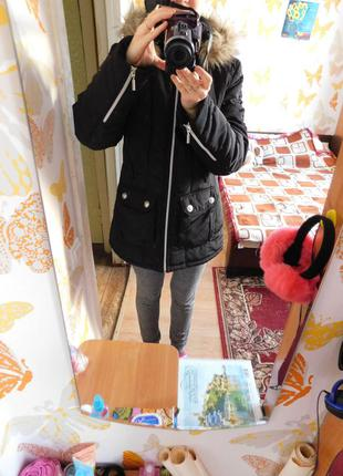 Идеальная демисезонная теплая куртка от tom tailor