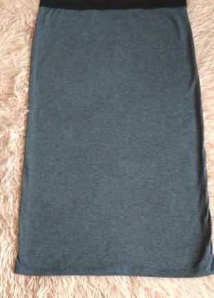 Шикарная юбка миди состояние новой