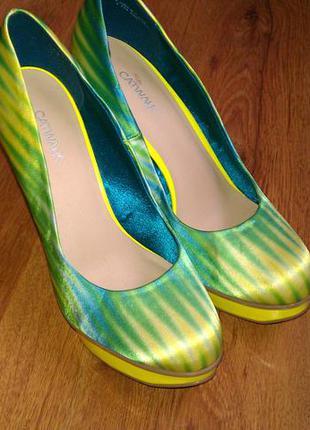 Туфлі catwalk!41р!