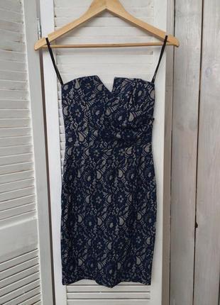 Нарядное платье по фигуре tfnc london