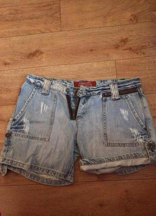 """Шикарные """"настоящие"""" джинсовые шортики"""