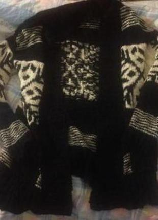 Кардиган свитер теплый atmosphere