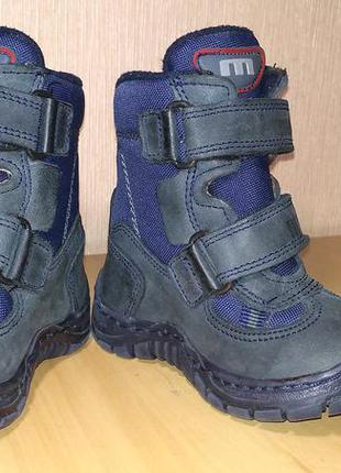 Зимові ботинки minimen