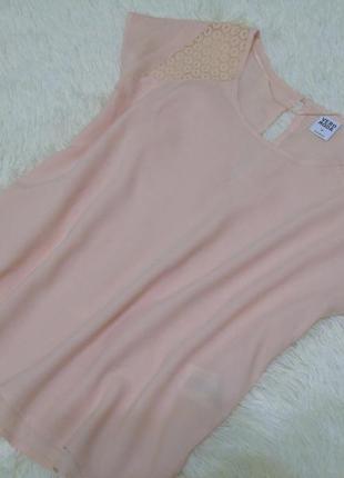 Елегантная нежная блуза vero moda