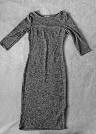 Облегающее миди платье calliope