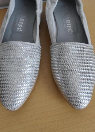 Туфли, балетки  maripe, италия