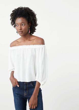 Топ, блуза mango m