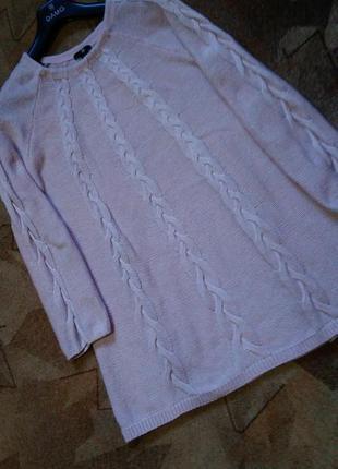 Удлиненный свитер оверсайз от  h&m