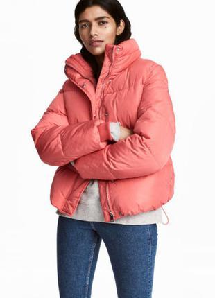 Курточка h&m зимова