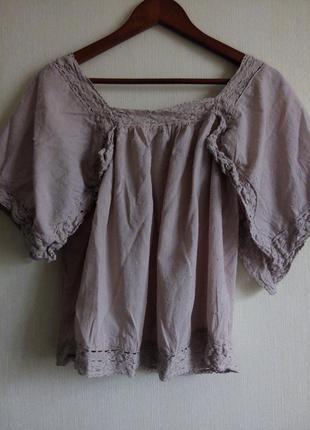 Женская блуза оригинальный дизайн atmosphere