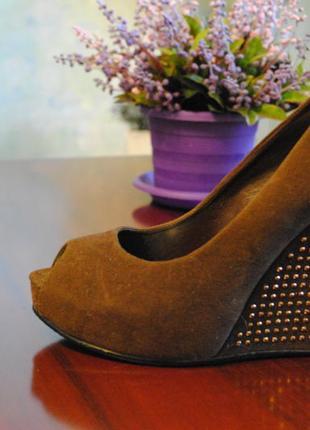 Туфли бренд ed hardy новые, стильные