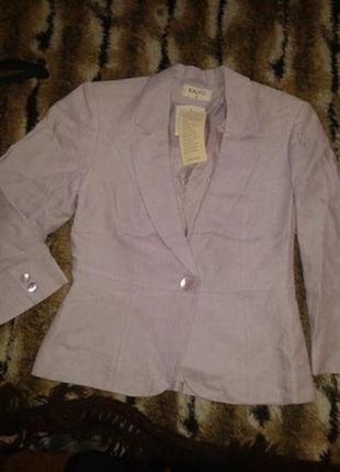 Льняной пиджак kaliko