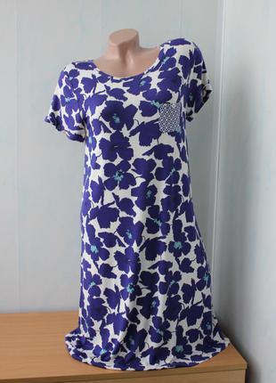 Ночная рубашка (домашнее платье)