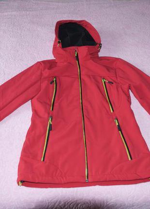 Куртка-термо женская crane techtex softshell. германия. р. евро 36