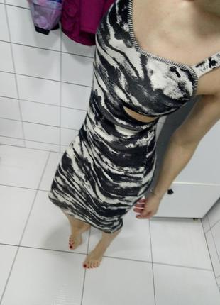 Платье миди